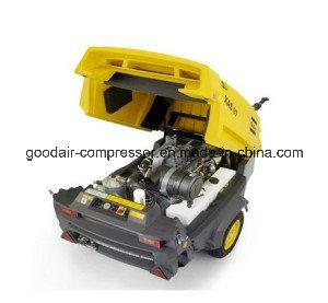 Atlas Copco Portable Screw Air Compressor (XAS127) pictures & photos