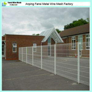 Welded Wire Mesh Fence Panels in 6 Gauge. pictures & photos