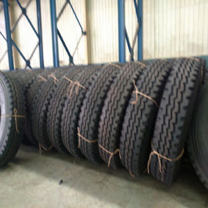Manufacturer of a Lot of Supply (10.00r20) Truck Tyre pictures & photos