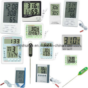 Digital Hygro-Thermometer pictures & photos