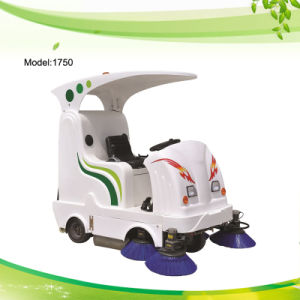 2016 New Type Electric Road Sweeper with Multifunction (ISO9001, SGS, CE Certificate)