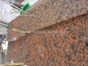 G562 Maple Red Granite Paving Stone Tile for Driveway, Patio Paver pictures & photos