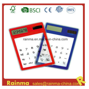 Transparent Calculator with Ultrathin Shape pictures & photos