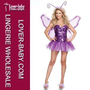 Fancy Butterfly Fairy Costume (L1427) pictures & photos