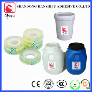 Super Water-Based Pressure Sensitive Adhesive of Hanshifu pictures & photos