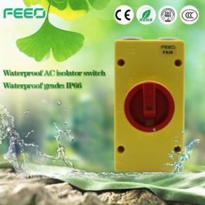 Explosion-Proof Single Pole 35A 250V Isolator Switch pictures & photos