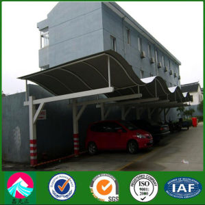 Prefabricated Metal Garages, Steel Car Shed pictures & photos