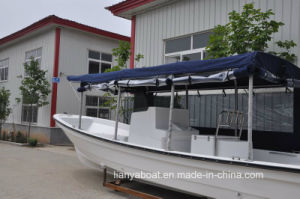 Liya 14-25 Feet Fiberglass Fishing Boats Panga Boat for Sale pictures & photos