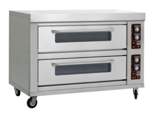 Commercial Baking Toaster Pizza Gas Oven pictures & photos