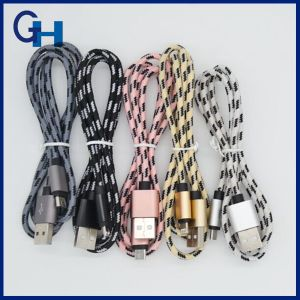 2016 Higi High Quality USB Data Charge Cable for iPhone Smart Phone pictures & photos