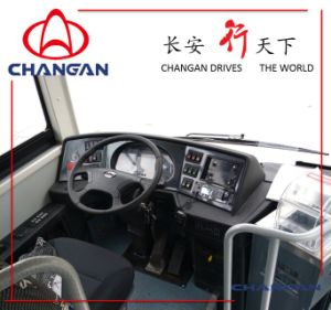 City Bus 30-45seats Diesel Low Floor Hyundai Model pictures & photos
