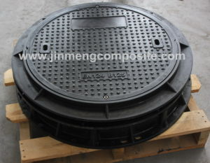Anti Theft EN124 SMC Manhole Covers (C/O 600MM) pictures & photos