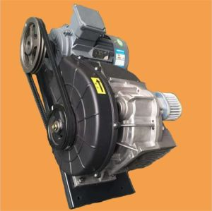 Electric Automobile Oil Free Scroll Air Compressor