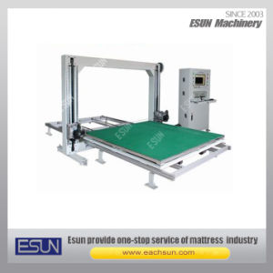 Rotate Table Foam Cutting Machine (CNCHK-4) pictures & photos