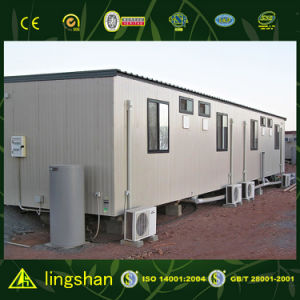 Prefabricated Oil Camp Building for Algeria pictures & photos