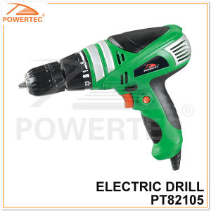 Powertec CE 280W Mini Electric Hand Drill (PT82105) pictures & photos