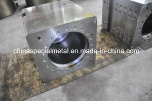 Oil Cylinder Resin Sand Cast for Hydraulic Machine