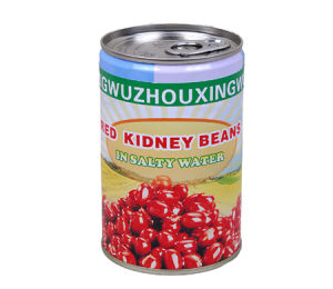 how to cook canned red kidney beans