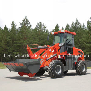 Qingzhou Zl16D Hzm916D Wheel Loader Made in China pictures & photos