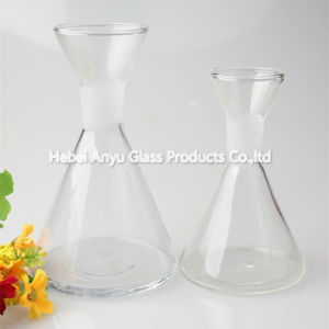 Food Grade Cheap Mason Jar Glass Cruet Bottle for Olive Oil, Vinegar, Soy Sauce, Beverage pictures & photos