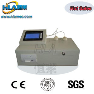 Zjy083 Portable Automatically Controlled Acid Value Tester pictures & photos