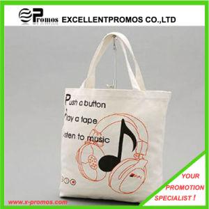 Promotional Reusable Canvas Cotton Tote Bag (EP-B9063) pictures & photos