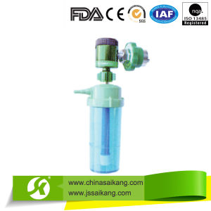 Oxygen Flowmeter with Humidifier with Competitive Price pictures & photos