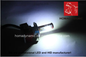 H4 High/Low Bi-Xenon LED Headlight 40W 9600lm Sales in Big Quantity pictures & photos