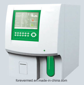 Hospital Diagnostic Equipment Hospital Hematology Analyzer Test Blood Biochemistry Parameter pictures & photos