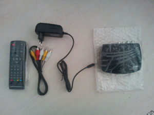 Small Mini DVB-T2 HD FTA TV Box