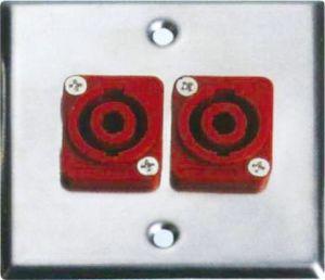 XLR Wall Plate JR5950