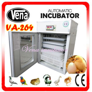 Digital Full Automatic Egg Incubator for 264 Chicken Eggs for Sale pictures & photos