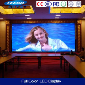Super HD Indoor LED TV P3 LED Display for Advertising pictures & photos