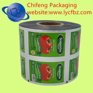 OPP/CPP Potato Chips Packaging Film pictures & photos