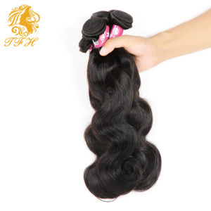 Malaysian Body Wave 2 Bundles 7A Unprocessed Virgin Hair Body Wave Natural Color 8-28allove Hair Malaysian Virgin Hair Body Wave pictures & photos