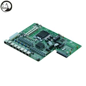 Firewall Appliance Motherboard with 6 LAN ATX, Support 4th LGA1150 Processor, 6* Wg82583V Gigabit (H81SL VER: 1.3) pictures & photos