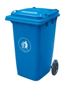 360LTR Mobile Plastic Dustbin/ Garbage Bin (FS-80360A) pictures & photos