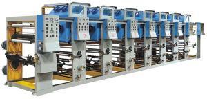 Gravure Printing Machine (ASY-A800)