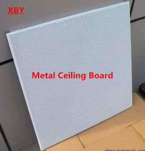 Aluminum Hole Ceiling Panel pictures & photos