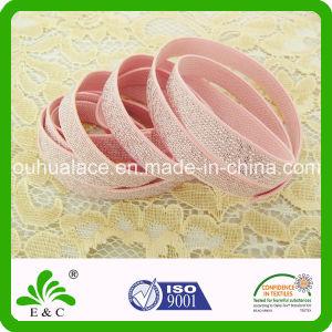 Chinese Manufacturer Metallic Yarn Lurex Elastic Ribbon