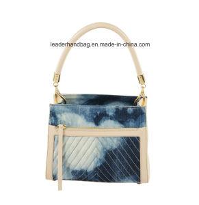 "10"" Natural Canvas Small Tote Bag Cotton Eco Friendly Handbags (LDO-16136) pictures & photos"