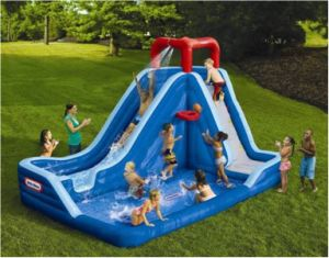 Funny Rental Inflatable Water Slide for Sale