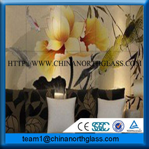Hot Sale Printed Glass Panel Price pictures & photos