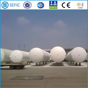 Chemical Storage Equipment LNG Cryogenic Tank (CFL-20/0.6) pictures & photos