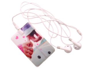 Card Shape MP3 Flash Player (gc-m009) pictures & photos