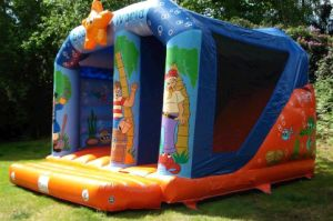 Inflatable Sea World Bouncy Combo Inflatable Bouncy Castle pictures & photos