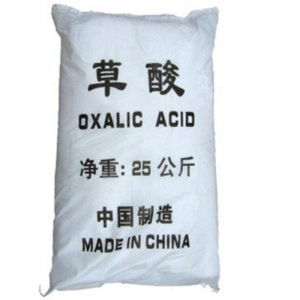 Waste Water Treatment Industry Grade 99.6% Oxalic Acid Anhydrous pictures & photos