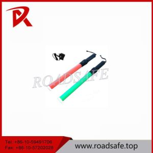 Durable LED Warning Strobe Flashing Traffic Baton Torch Rechargeable pictures & photos