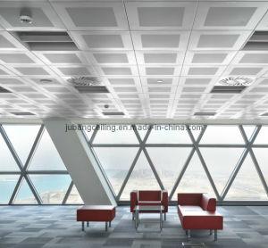 Aluminum Metal Suspended False Decorative Exposed Indoor Lay in Ceiling