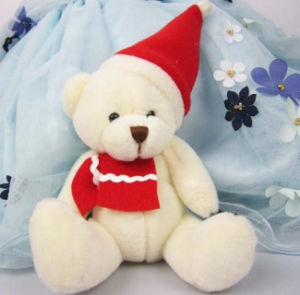 Cute Three Color Teddy Bear Plush Stuffed Animal Child Soft Toy pictures & photos